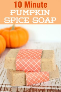Make-your-own-DIY-Pumpkin-Spice-Soap-in-less-than-ten-minutes